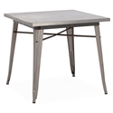 Oly Industrial Modern Dining Table