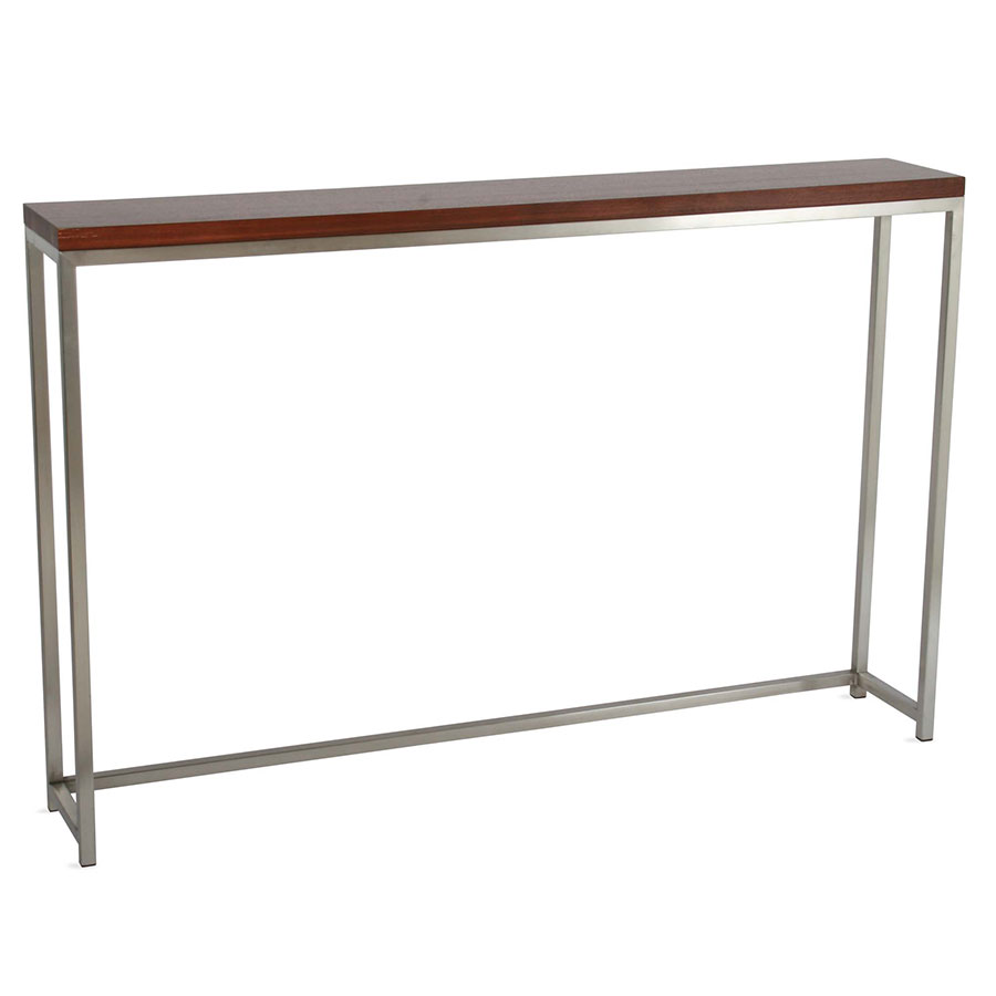 Modern sofa tables olympia 48x8 console table eurway olympia modern 48x8 console table geotapseo Image collections