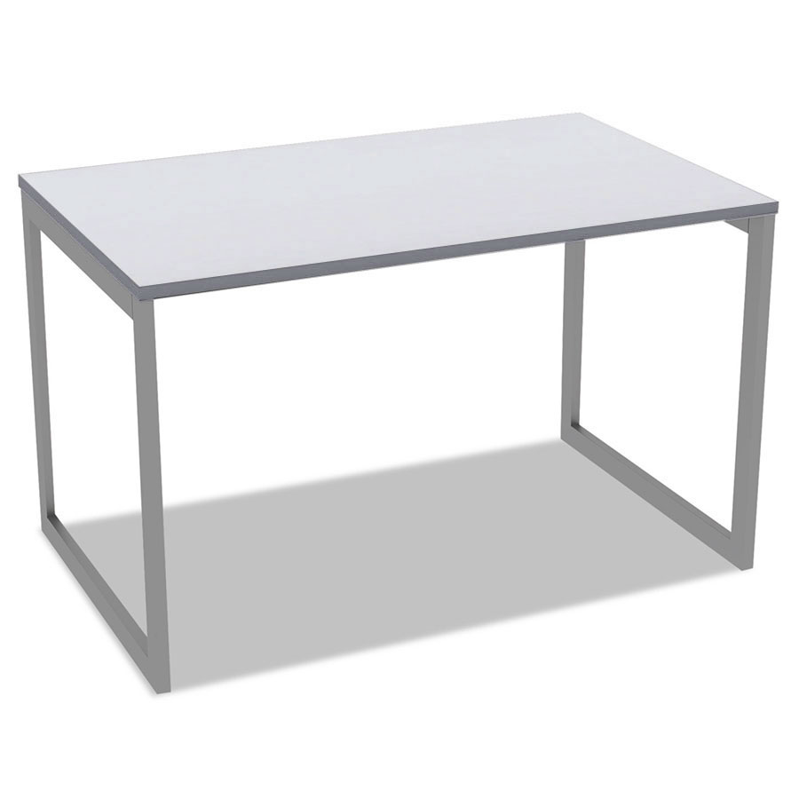 Call To Order Optum Modern 60x24 Inch Desk In White