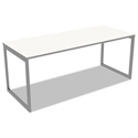 Optum Modern 72x30 Inch Desk in White