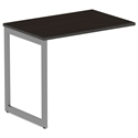 Optum Modern Return Desk in Espresso