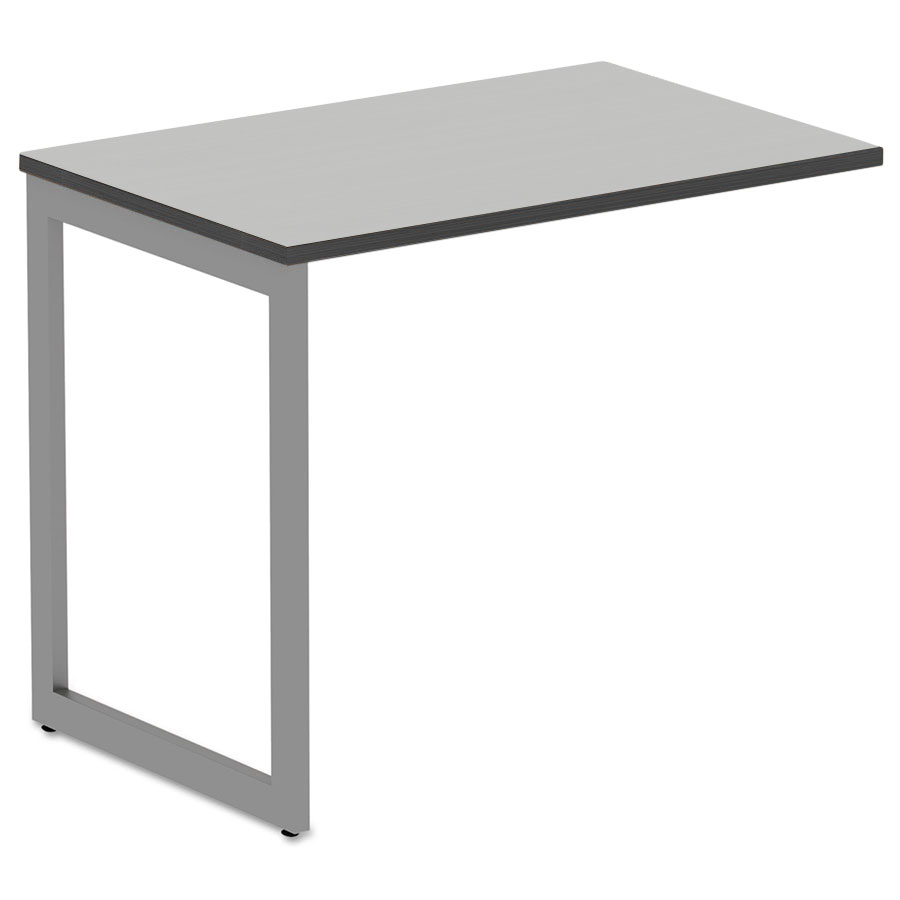 Optum Modern Return Desk in Gray