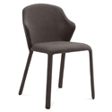 Orion Brown Modern Dining Chair