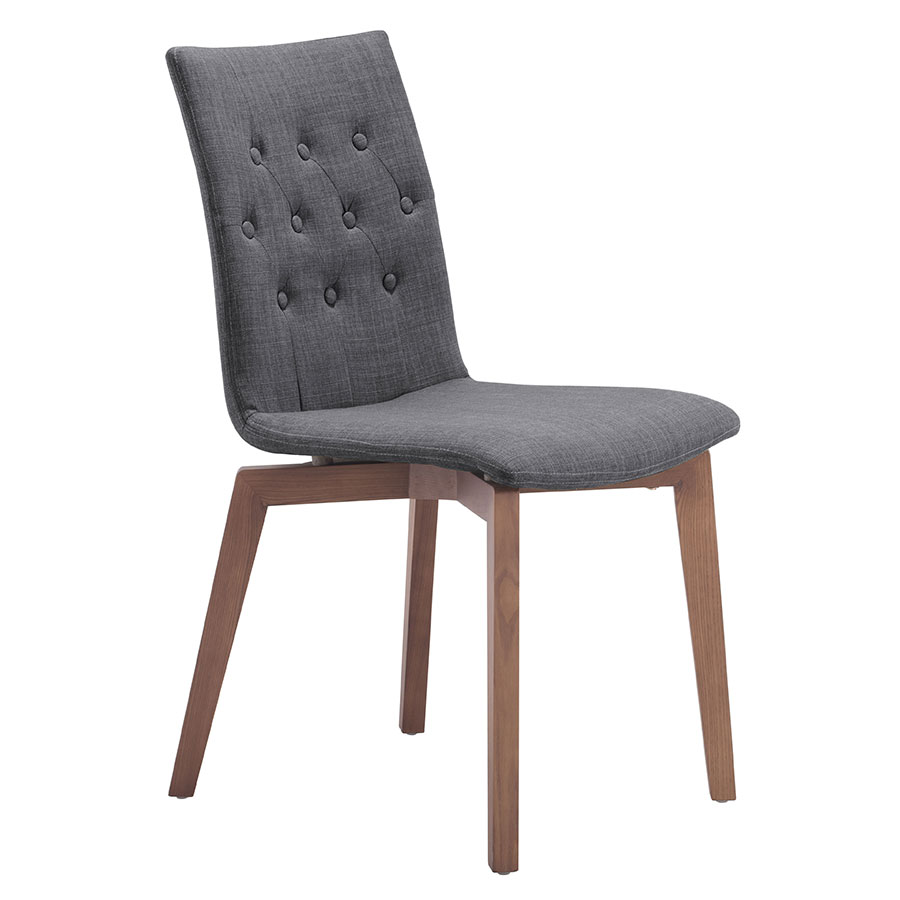 Orebro Graphite Modern Dining Chair