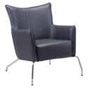 Osbert Black Modern Chair