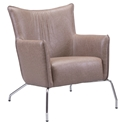 Osbert Brown Modern Chair