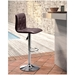 Oxygen Adjustable Stool in Espresso