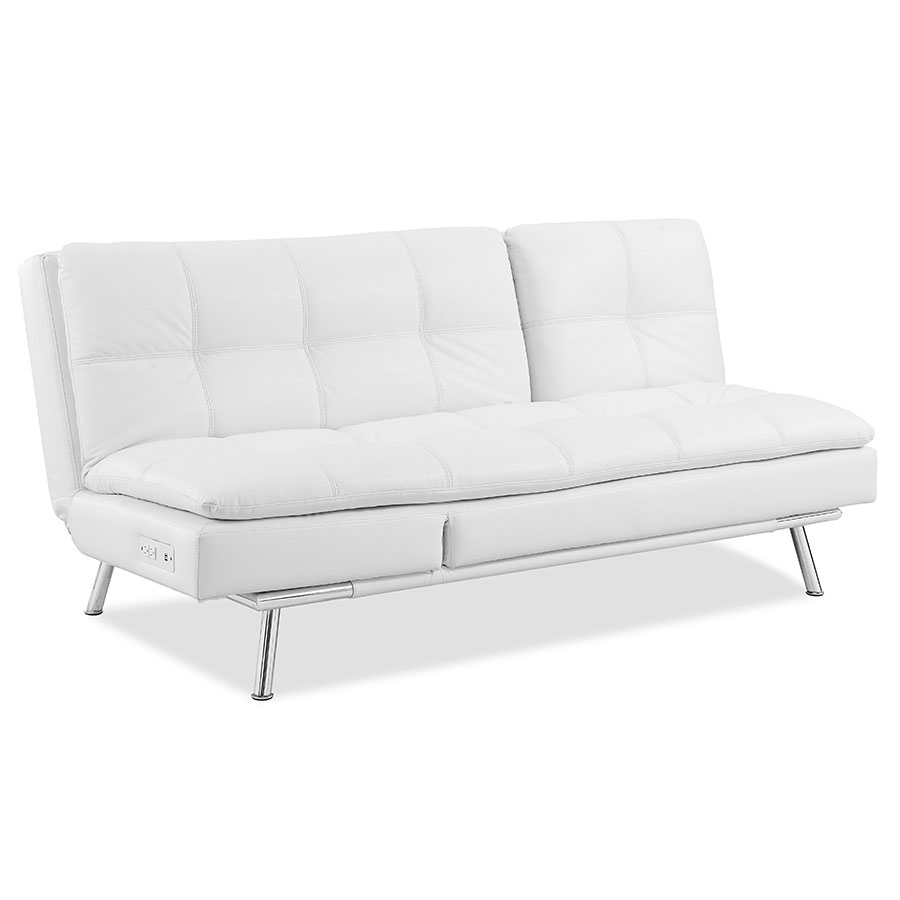 Palisades Modern Convertible Sleeper Sofa