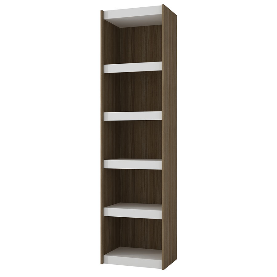 Panama 19 Inch Modern Oak Book Shelf