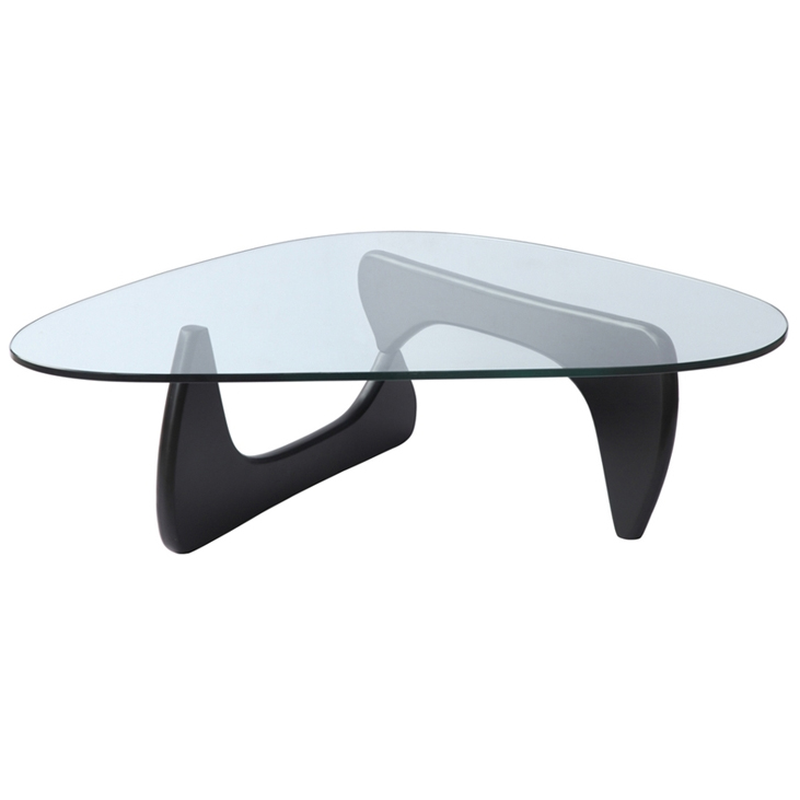 Modern Gl Coffee Tables Paris Tail Table
