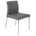 Parnell Modern Gray Side Chair