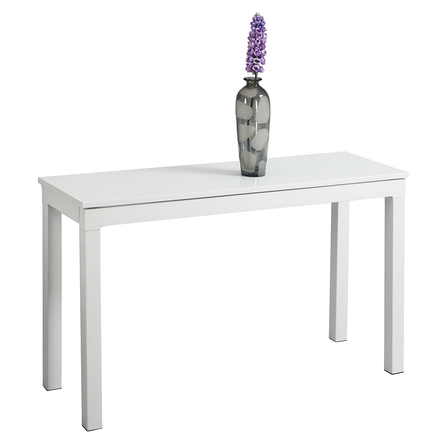Call To Order Page Modern Convertible Console Dining Table