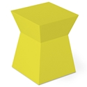 Pawn Contemporary Stool/End Table by Gus Modern