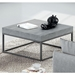 Petra Square Contemporary Coffee Table Room