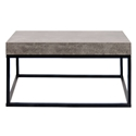 Petra Square Contemporary Coffee Table