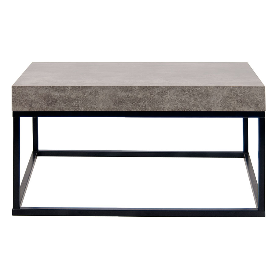Petra Square Contemporary Coffee Table by TemaHome