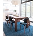 Plank Dining Table and Bench by Gus Modern