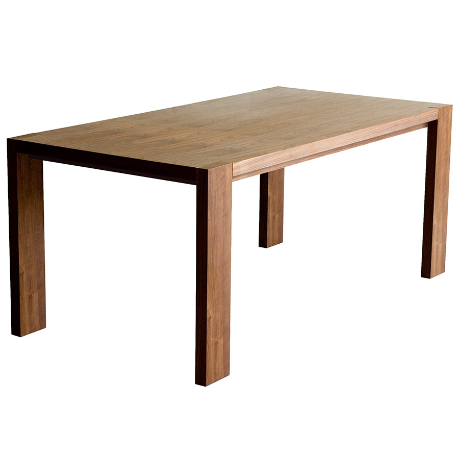 Delightful Plank Contemporary Table By Gus Modern In Walnut
