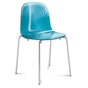 Playa Modern Stacking Dining Chair