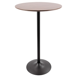 Polaris Modern Adjustable Bar Table