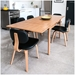 Portage Modern Extension Table in Natural Ash by Gus Modern