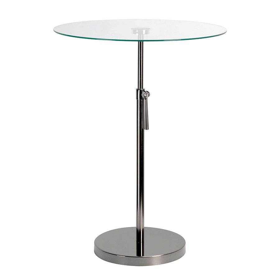 Prospero Adjustable Modern Accent Table