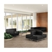 Quest Black Modern Seating Collection
