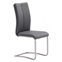 Radka Gray Modern Dining Chair