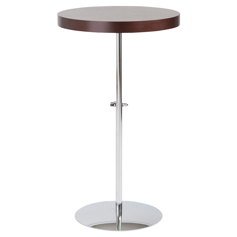 Call To Order · Rafe Modern Adjustable End Table In Wenge