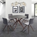 Ramon Contemporary Dining Table Room