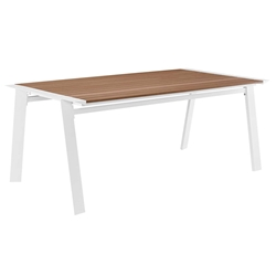 Redford Modern Outdoor Dining Table