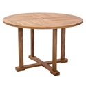 Reilly Round Modern Outdoor Dining Table