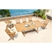 Reilly Contemporary Dining Table