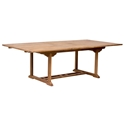 Reilly Modern Outdoor Extension Dining Table