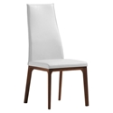 Ricky White Contemporary Dining Chair