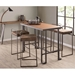 Ridley Modern Counter Table + Finland Stools