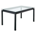 Robert Modern Dining Table by Amisco