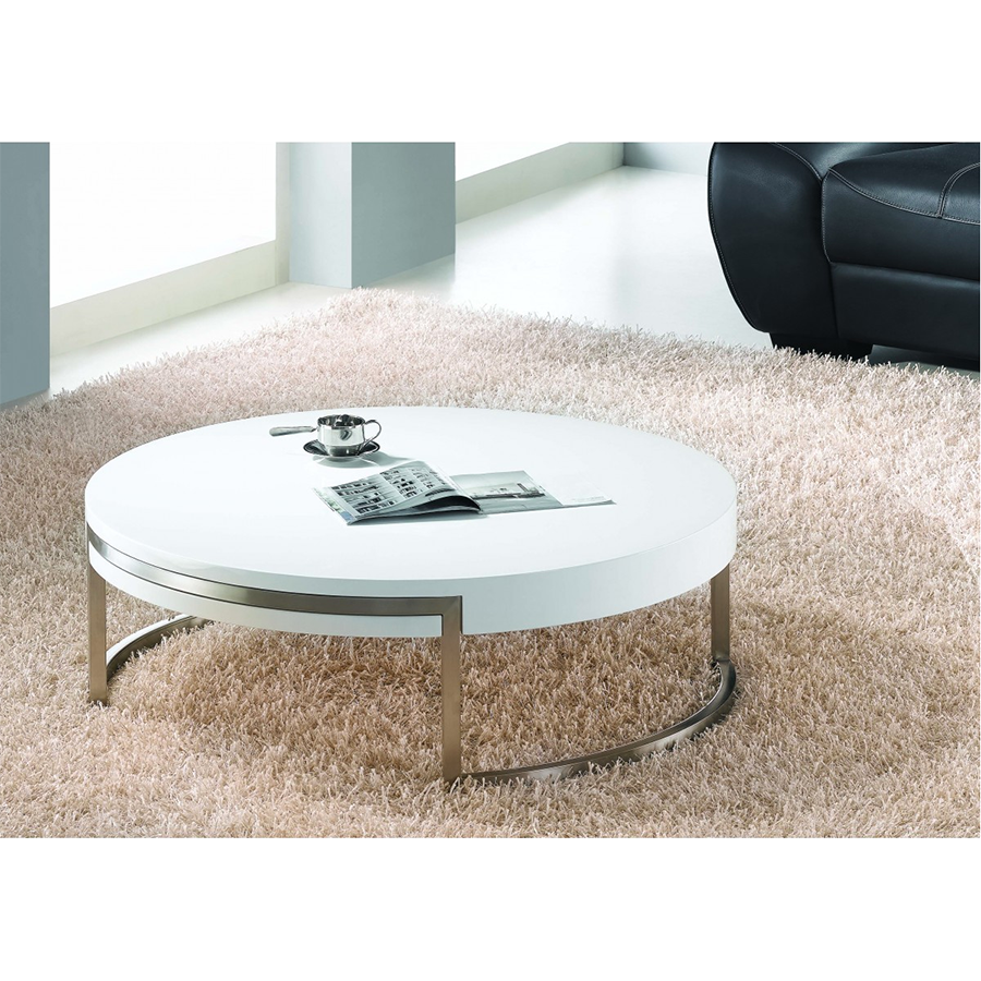 Ross Modern Coffee Table; Ross Contemporary Coffee Table
