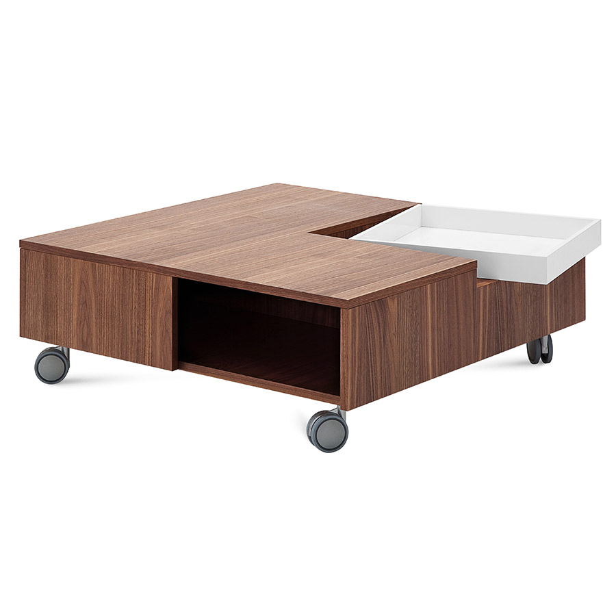 Roy Contemporary Cocktail Table