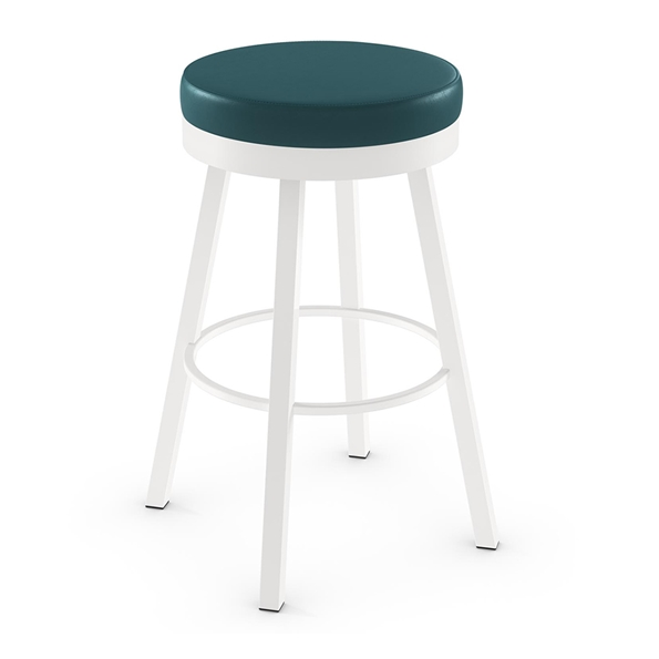 Rudy Modern Swivel Counter Stool by Amisco