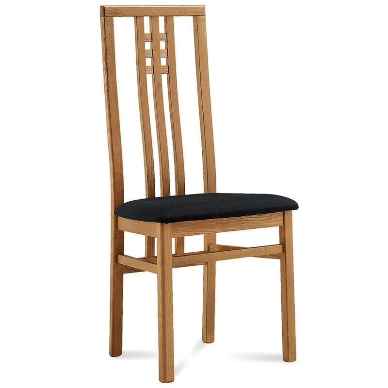 Sampson Walnut Modern Dining Chair