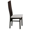 Sampson Wenge Modern Dining Chair