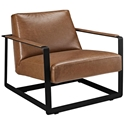 San Diego Modern Brown Lounge Chair