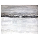 Sandy's Cove Modern Canvas Gallery Wrap Wall Art