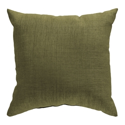 "Sanela 18"" Green Modern Pillow"