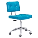 Santeri Blue Modern Office Chair