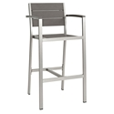 Sarasota Modern Outdoor Bar Stool