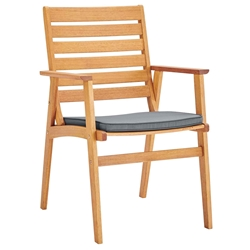 Sausalito Modern Outdoor Dining Chair