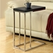 Savannah Contemporary Cappuccino Accent Table