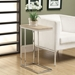Savannah Contemporary Natural Accent Table